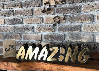 Objets de décoration - AMAZING - BOX BUTIK