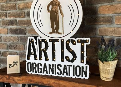 Personalizable objects - ARTIST ORGANISATION - BOX BUTIK