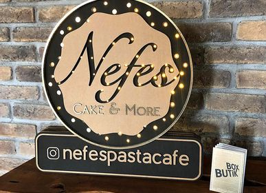 Personalizable objects - NEFES - BOX BUTIK