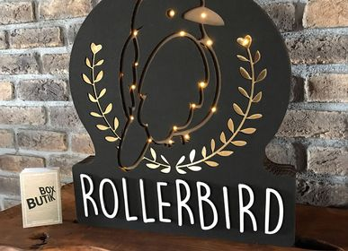 Personalizable objects - ROLLERBIRD - BOX BUTIK