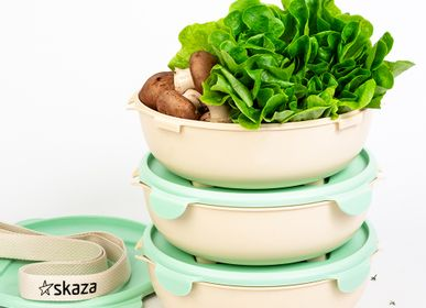 Kitchens furniture - PICK&GO SET OF BOWLS - SKAZA EXCEEDING EXPECTATIONS