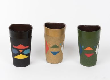 Mugs - ESPRESSO CUPS & MUGS - ISIQHAZA COLLECTION - MAHATSARA