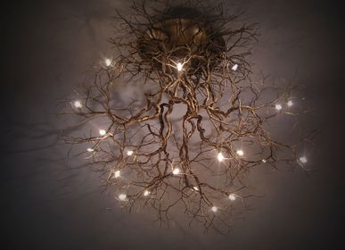 Ceiling lights - Roots Large - F+M FOS