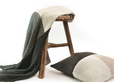 Throw blankets - Tibi plaid - ML FABRICS