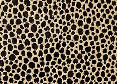 Upholstery fabrics - Crico Black - KOKET