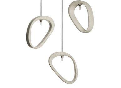 Hanging lights - Pendant lamp ARETHA-C - URBI ET ORBI