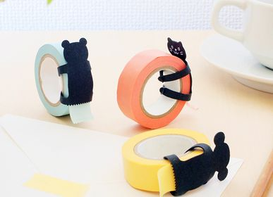Stationery - Animal Hug  washi tape dispenser - SUGAI WORLD