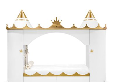 Beds - Kings & Queens Castle Bed - COVET HOUSE