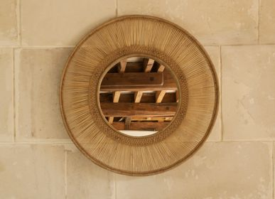 Wall decoration - Flat basketires - AS'ART A SENSE OF CRAFTS