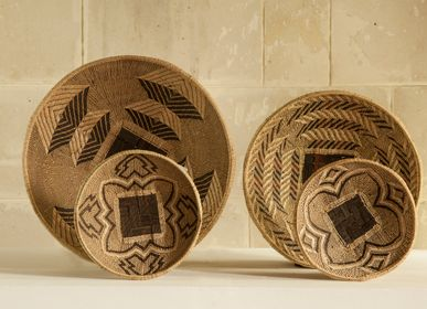Platter, bowls - Winnowing basket, Zambia - AS'ART A SENSE OF CRAFTS