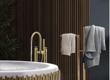 Spa and wellness - Eden Towel Rack - MAISON VALENTINA