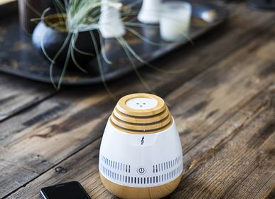 Scent diffusers - SYMPHONEY, Wireless Diffuser & Bluetooth Speaker - AROMASOUND