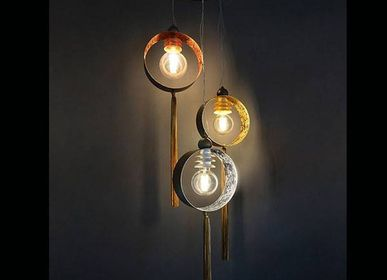 Ceiling lights - Salome 3 - F+M FOS