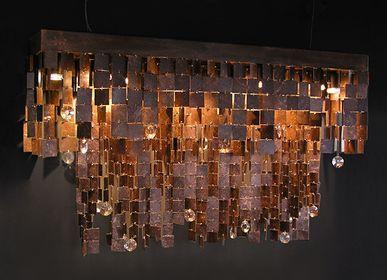Hanging lights - Byzantine XL - F+M FOS