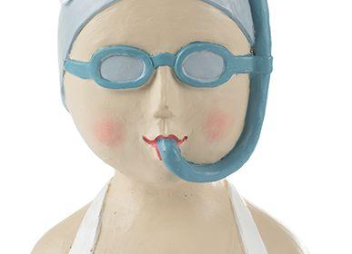 Decorative objects - Lady Head  - BADEN GMBH