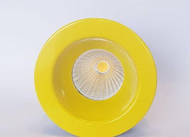 Recessed lighting - YELLOW PEPS - ANTIDOTE EDITIONS