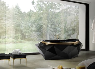 Spa - Diamond Bathtub - MAISON VALENTINA