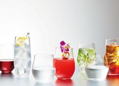 Verres - Verre trempé complet de qualité «FINO TEAR-DROP» du Japon - TOYO-SASAKI GLASS