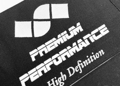 Comforters and pillows - High definition woven label - SHUN SUM GROUP LTD.