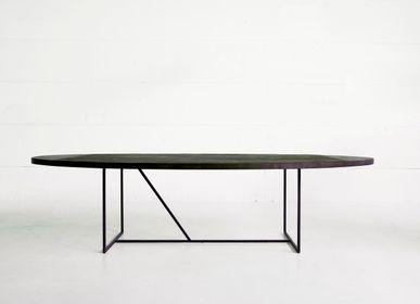 Dining Tables - MESA OV table - HEERENHUIS MANUFACTUUR