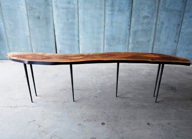 Tables Salle à Manger - LARS ZECH table - HEERENHUIS MANUFACTUUR