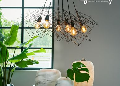 Pendant lamps - KUBINKA - LIGHT & LIVING