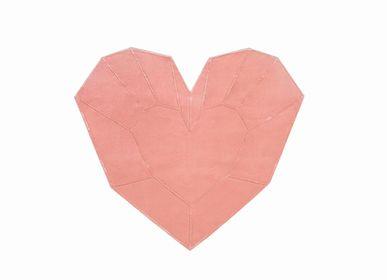 Bespoke carpets - QUEEN HEART RUG - ROYAL STRANGER