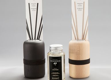 Design objects - THE WOODEN DIFFUSERS - HYPSOÉ - LUXURY FRAGRANCES MADE IN PARIS