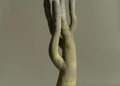 Sculpture - Sculpture Arbre Vert - ATELIERNOVO