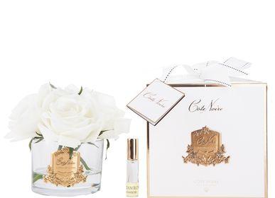 Floral decoration - Côte Noire Perfumed Natural Touch Roses  - CÔTE NOIRE