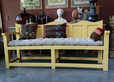Benches - Wooden furniture and furnishings - bespoke - DU LONG ET DU LE