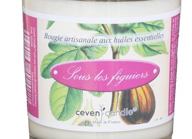 Scents - Candles with essential oils - CEVEN'AROMES HUILE ESSENTIELLE