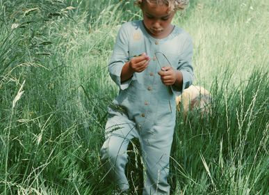Children's fashion - Kid Long sleeve jumpsuit - YOUNG EMPIRE