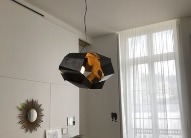 Design objects - Light I Hanging Sculpture, Cloud 1, 2019 - CÉCILE GEIGER