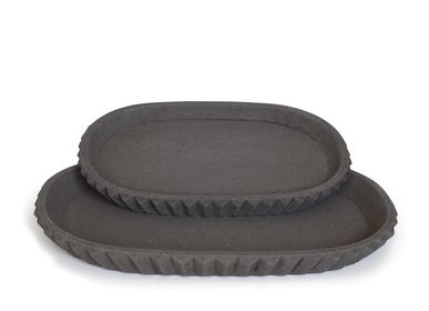 Crystalware - SIMAN dish & cake stand - URBI ET ORBI