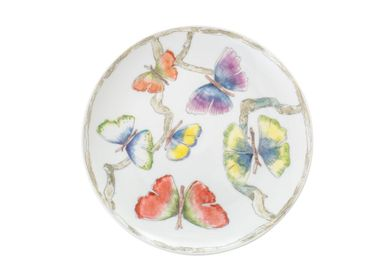 Everyday plates - Butterfly Ginkgo Tidbit Plate (Set of 4) - MICHAEL ARAM