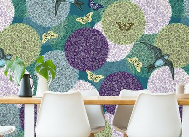 Wall coverings - Ciel d'été Panel - ETOFFE.COM