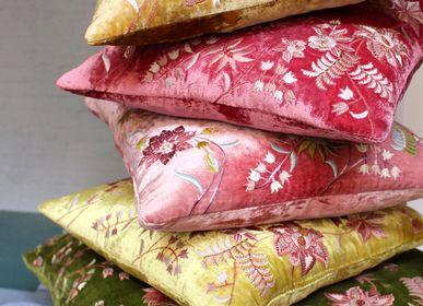 Fabric cushions - MADAME BOVARY cushion 30x30 - ANKE DRECHSEL