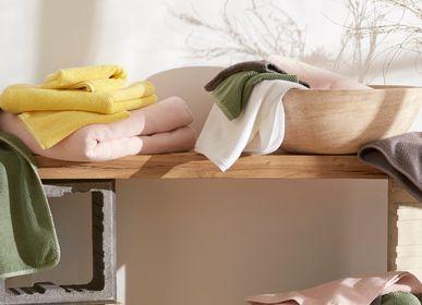 Linge de bain - Toilette en coton lavé - DORAN SOU