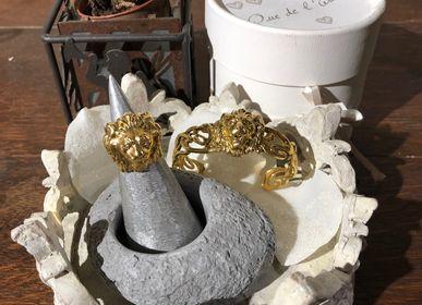 Bijoux - Bracelet et Bague Lion - LOTTA DJOSSOU