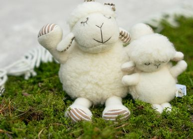 Soft toy - Soft toys - FLOKATI NATURAL WOOL PRODUCTS
