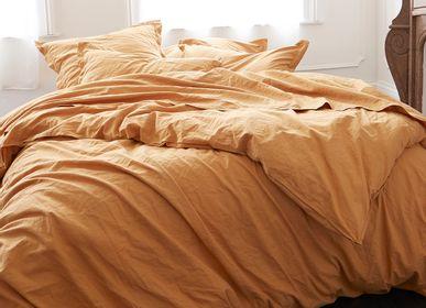 Bed linens - Washed Linen & Cotton - Doran Bedding - DORAN SOU