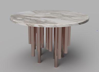 Tables - Manuka Restung Dining Table - HIJR LONDON