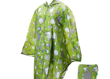 Bags and totes - Sheep Foldable Poncho - ECO-CHIC
