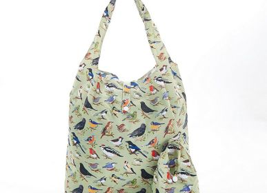Bags and totes - Shopper Bags Birds print pack of 2 - ECO-CHIC