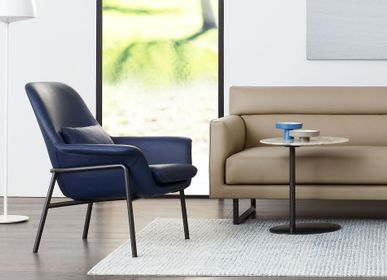 Office seating - NOBLE CHAIR - CAMERICH