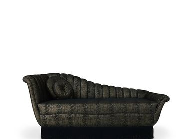 Lounge chairs - Millicent Chaise - KOKET
