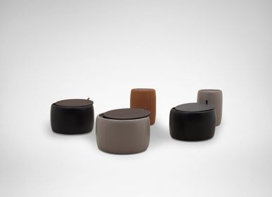 Coffee tables - DRUM COFFEE TABLE - CAMERICH