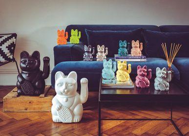 Objets de décoration - LUCKY CAT / CHAT PORTE_BONHEUT - DONKEY PRODUCTS