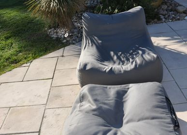 Outdoor decorative accessories - COUSSIN RELAX ET ALLONGE BENGALI - TOILES & VOILES